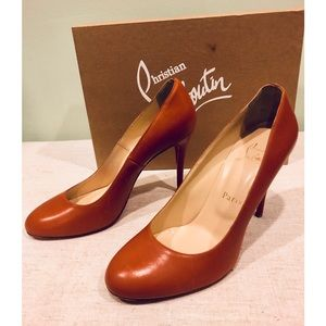 NEW Authentic Christian Louboutin Heels